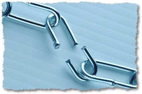 hunt for broken links on website blog
