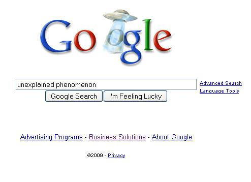google.ufo